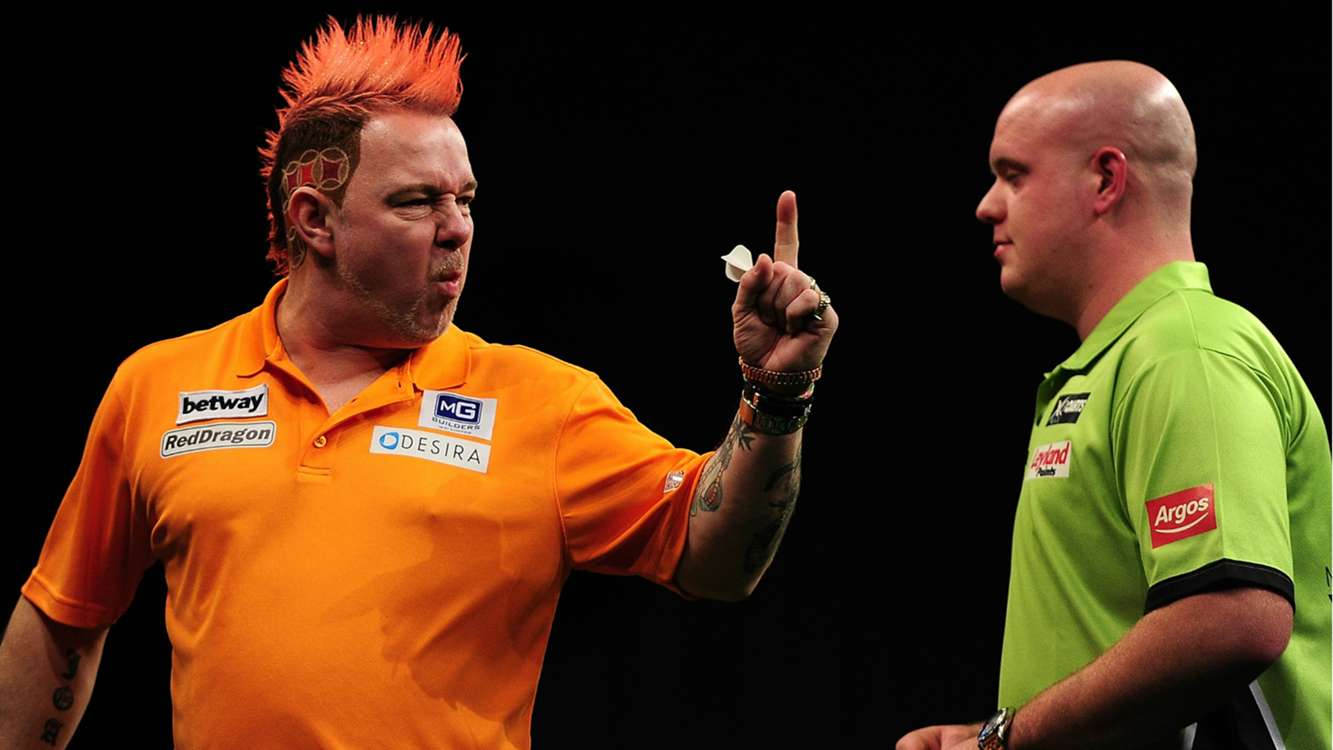 Wright Vs Van Gerwen