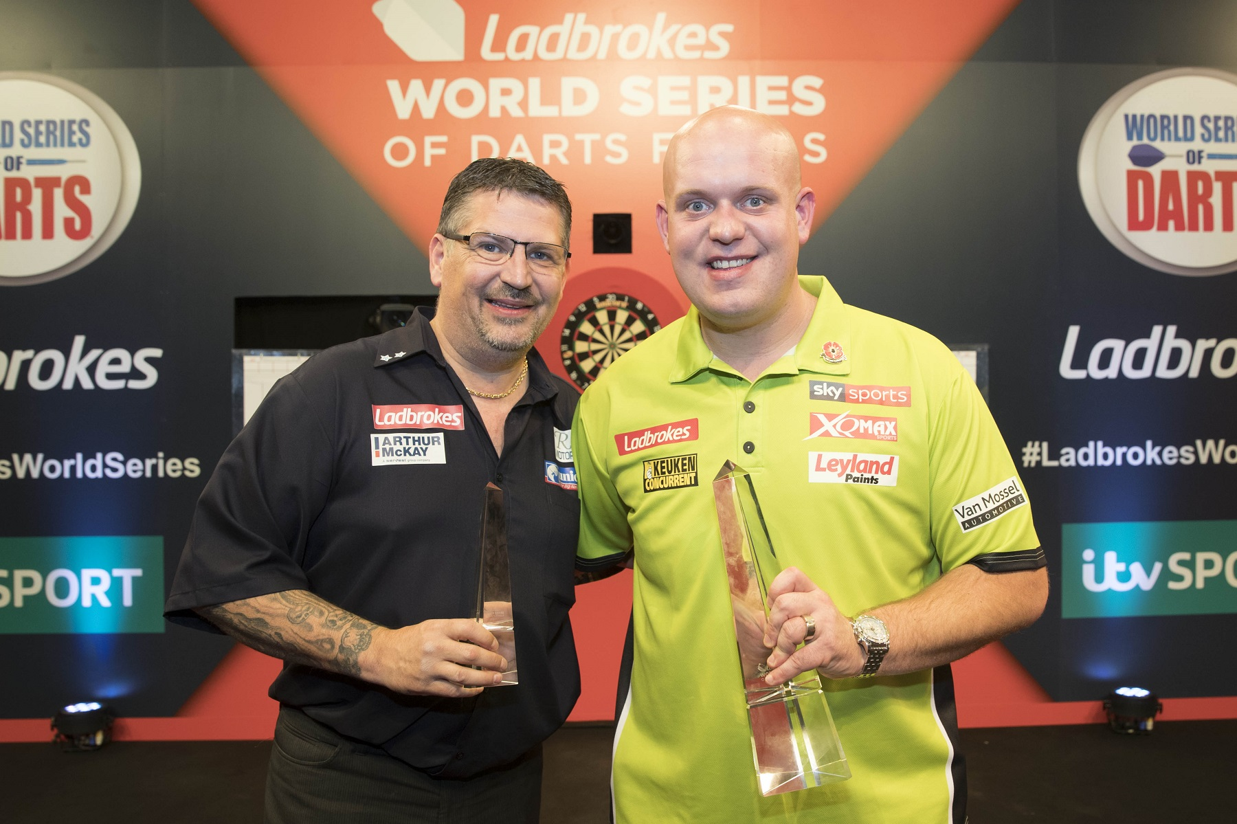 World Series Finals Darts